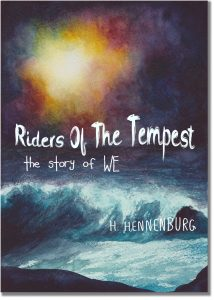 Riders of the Tempest by H. Hennenburg ebook cover art
